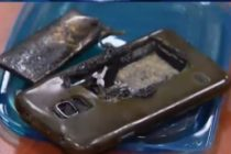 En Florida: celular le estalló en llamas a un hombre mientras caminaba