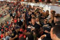 Joven español detenido en juego del Heat por violencia regresó a su país