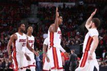 Heat sacó la casta al vencer a los Trail Blazers en Portland
