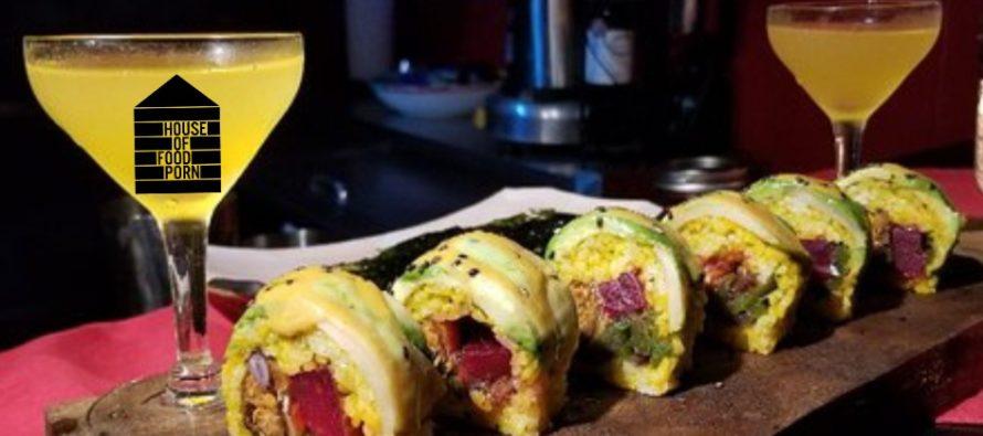 House of Food Porn: Sushi al estilo cubano/americano