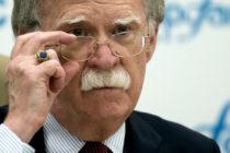 Bolton aseguró que habrán más sanciones para funcionarios corruptos del régimen de Maduro
