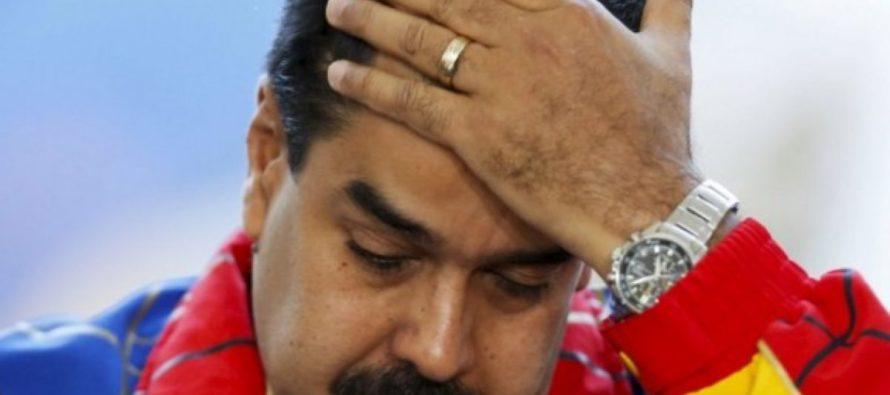 Bloomberg: A Rusia comienza a preocuparle la caída Maduro en Venezuela