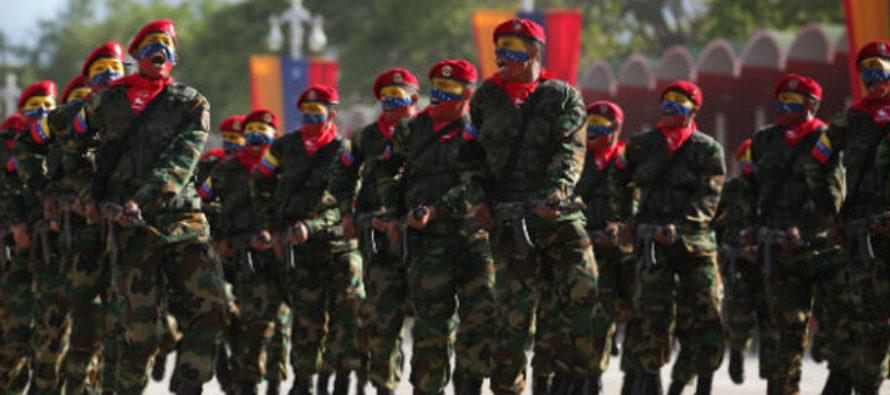 ¿Por qué los militares no se alzan en Venezuela?