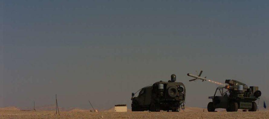 Compañía de tecnología en Israel realizó prueba de misiles Tammuz 5