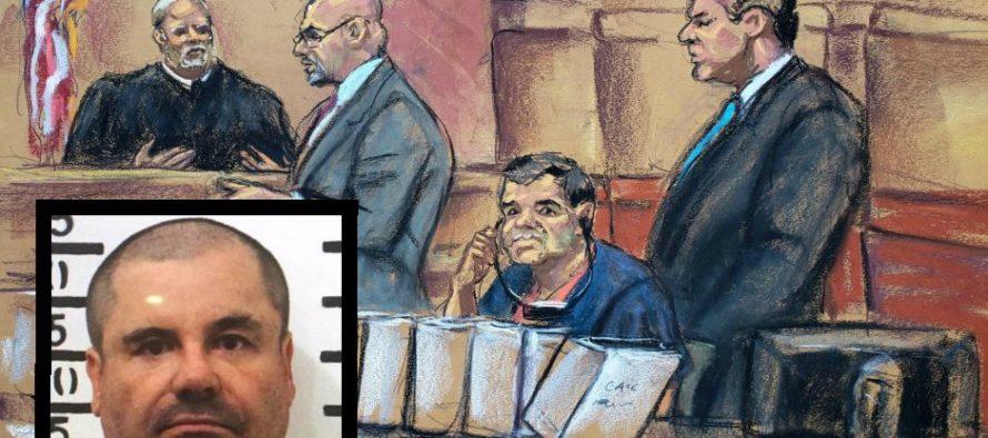 Fiscalía revela que el «Chapo» Guzmán drogaba a niñas de 13 años y tenía sexo con ellas