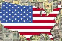 Por primera vez en cinco meses se desploma déficit fiscal de EE.UU.