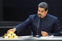 Nicolás Maduro detuvo plan para enviar 20 toneladas de oro al extranjero