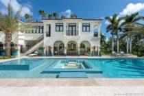 Exuberante mansión en Miami Dade pasa de manos por 50 millones de dólares