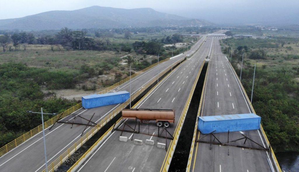 Milicia estadunidense, lista para defender a diplomáticos en Venezuela