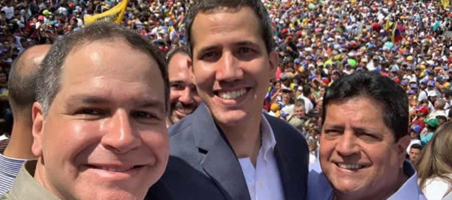 EE.UU. comienza envío de ayuda humanitaria a Venezuela