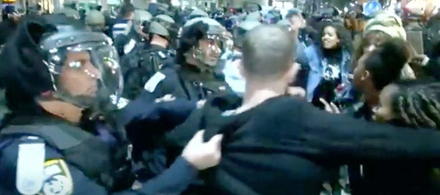 Decenas de detenidos en Tel Aviv al protestar por muerte de etíope