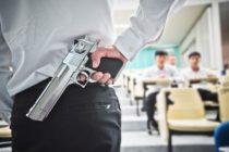 A partir de mañana: Once condados de Florida permitirán maestros armados