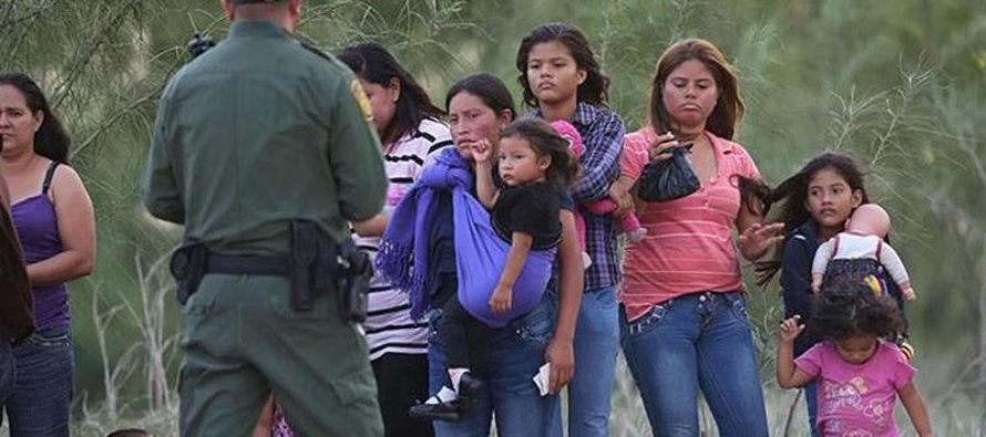 Mil 839 migrantes irregulares detenidos en territorio nicaragüense