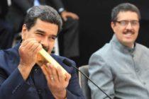 Más alimento para el expediente: Maduro vendió sin autorización 73 toneladas de oro