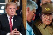 EE.UU. alerta que no se quedará de brazos cruzados ante «exportación de tiranía» de Cuba a Venezuela