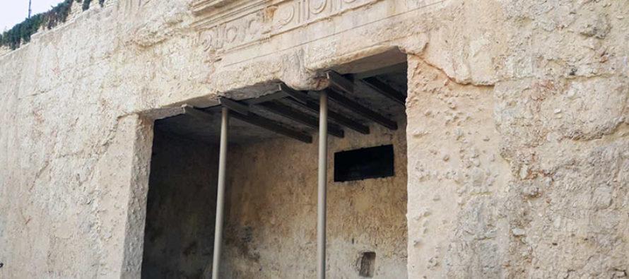 Israel y Francia conversan en secreto sobre acceso a tumbas antiguas
