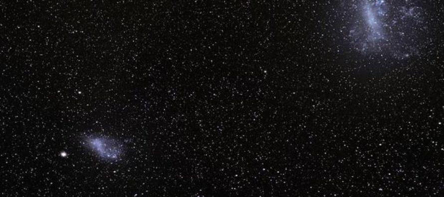 """Científicos detectan """"algo extraño"""" en los alrededores de la Vía Láctea"""