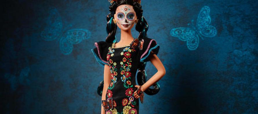 Mattel celebra el Día de los Muertos con una muñeca nueva
