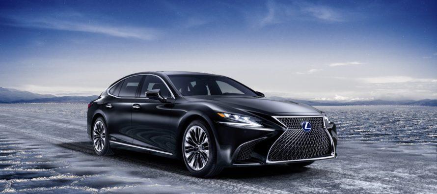 Roger Rivero: Lexus LS 500h, un híbrido para pasar por alto
