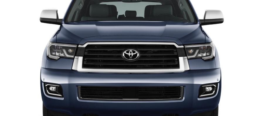 Roger Rivero: Toyota Sequoia, vieja pero interesante