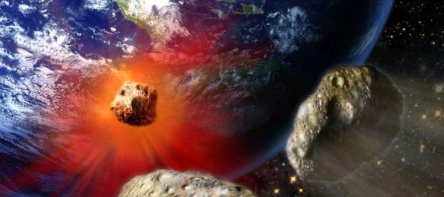 Dos enormes asteroides pasaron muy cerca de La Tierra