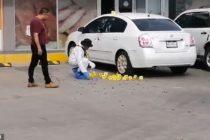 Así acribillaron a un agente de la Policía de Sinaloa que participó en la captura del hijo de «El Chapo» (video)