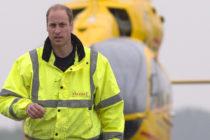 Príncipe Guillermo, dispuesto a retomar su carrera como piloto de ambulancias aéreas para luchar contra el coronavirus
