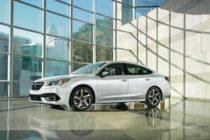 Roger Rivero: Subaru Legacy, mejor que nunca antes