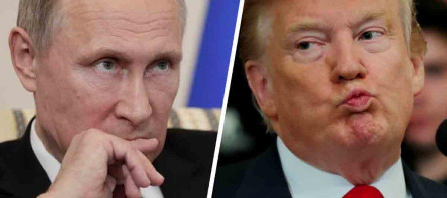 Trump y Putin sostuvieron larga conversación telefónica sobre la Crisis venezolana