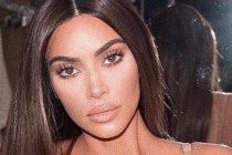 ¡Un regalo para sus fans! Kim Kardashian posó en ropa interior y dejó ver sus prominentes curvas +Foto