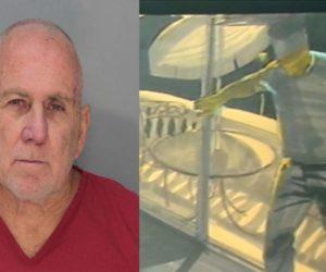Hombre acusado por un caso de violación en 1983 llega a la cárcel del condado de Miami-Dade