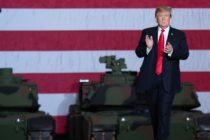 Trump envía tropas a reforzar defensas saudíes tras la amenaza  de Irán de convertirlo en «un campo de batalla»
