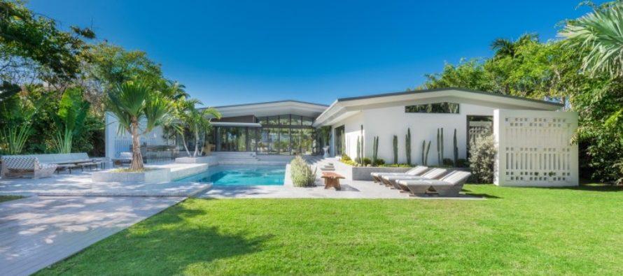 Por $ 7.5M vende su casa en Miami Beach diseñador de Elysee Miami