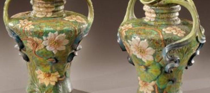 Mujer del Reino Unido compró un jarrón de porcelana china que vale una fortuna