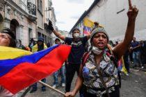 EEUU declaró su apoyo al presidente Lenín Moreno a pesar de las protestas en Ecuador