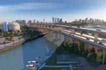 Miami da un paso al futuro con el doble piso de la autopista I-395