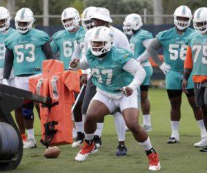 Expectativas de los recien llegados a los Miami Dolphins esta temporada
