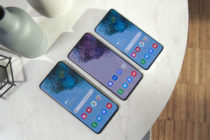 Samsung presentó sus nuevos celularesGalaxy S20 5G