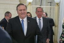Desde Rusia confirmaron una reunión entre Pompeo y Lavrov que Estados Unidos quiso mantener en secreto