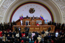 Constituyente del régimen de Maduro autorizó enjuiciamiento a Juan Guaidó