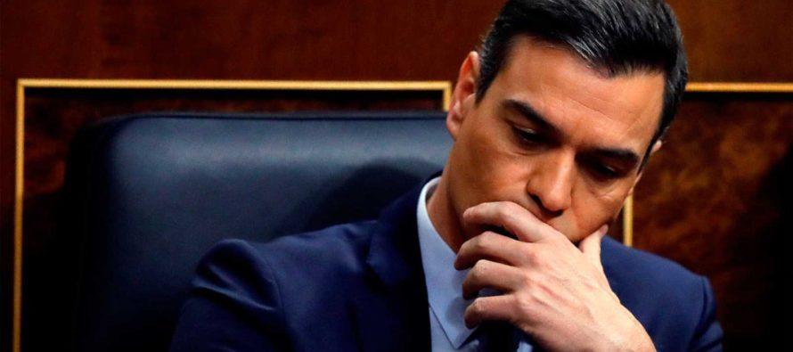Pedro Sánchez espera segunda oportunidad tras perder la primera votación de investidura en España