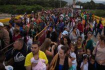 Acnur aprensiva porqué se invisibilice la crisis migratoria venezolana
