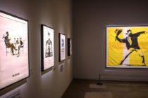 Conoce la obra de Banksy que venden por precio récord (foto)