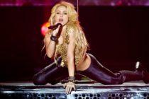 La flexibilidad de Shakira es una cosa, pero que abra las piernas así no es apto para cardíaco por lo que se le ve (VIDEO)