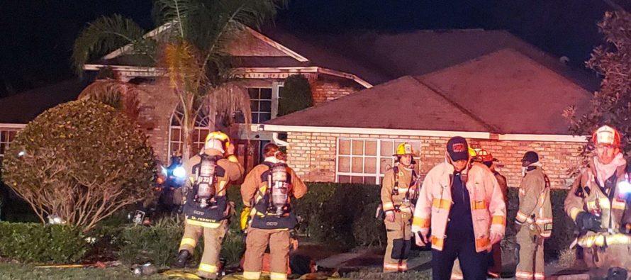 bomberos del Condado de Orange: «El incendio en la casa del Dj Johnny Magic probablemente comenzó en la chimenea»