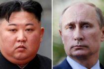 Histórico encuentro: Kim Jong-un se reunirá por primera vez con Vladímir Putin en Rusia