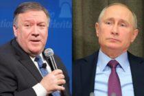 Pompeo y Putin se reunirán en Rusia este fin de semana