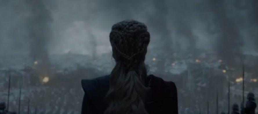 Game Of Thrones presentó el avance de su último episodio