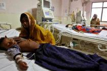 Alrededor de 100 niños fallecen en india por Síndrome de Encefalitis Aguda