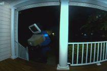 Residentes de Virginia fueron visitados por misterioso «hombre cabeza de tele» (video)